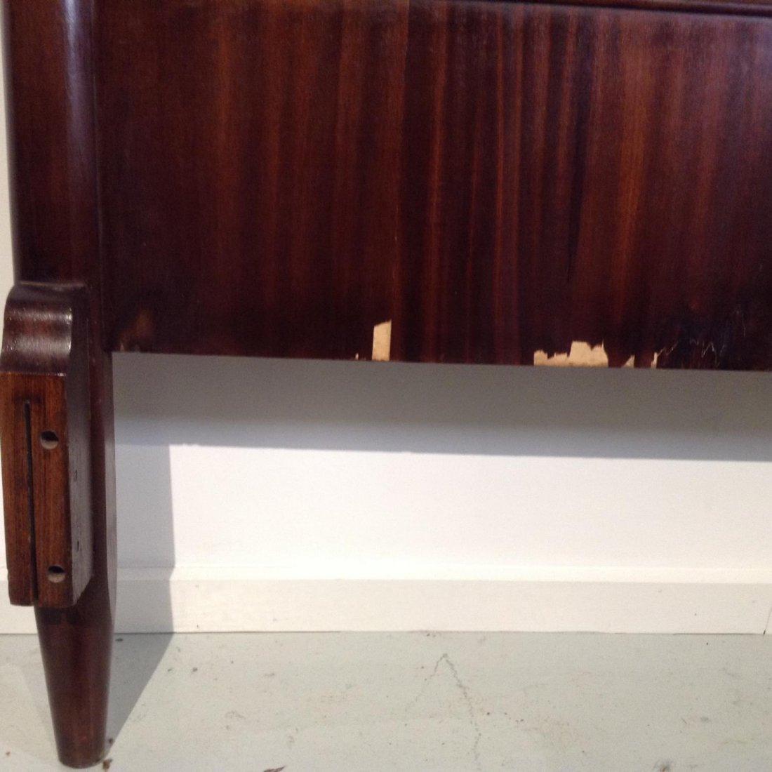 Colonial Revival (7)-piece mahogany bedroom set - 5