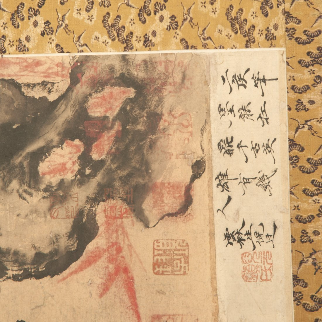 Manner of Wen Zhengming, literati painting - 3