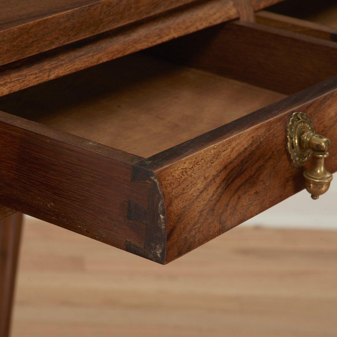 Unusual Chinese Export hardwood tea table - 3