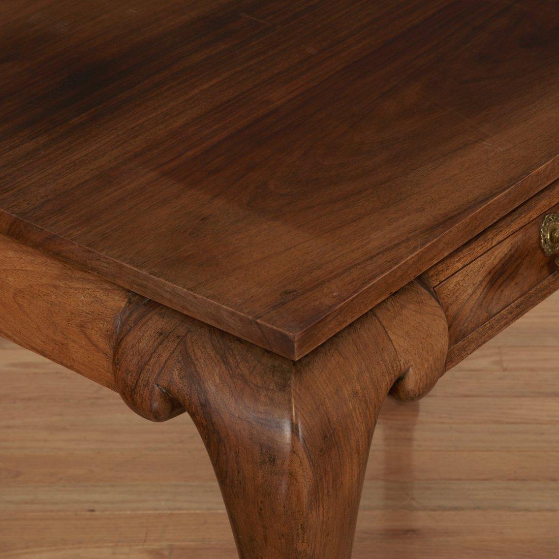 Unusual Chinese Export hardwood tea table - 4
