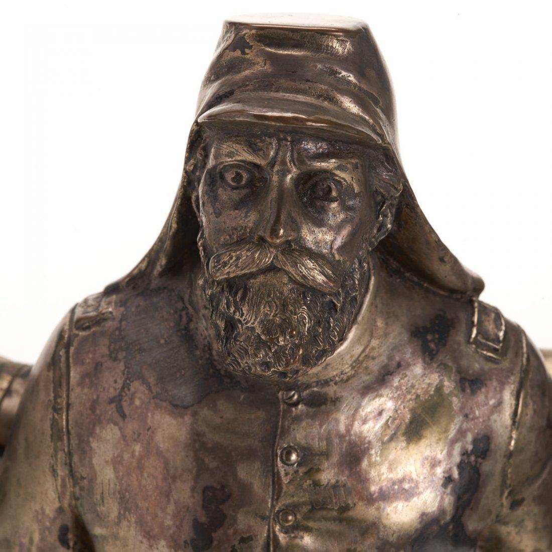 John Rogers, bronze sculpture - 5
