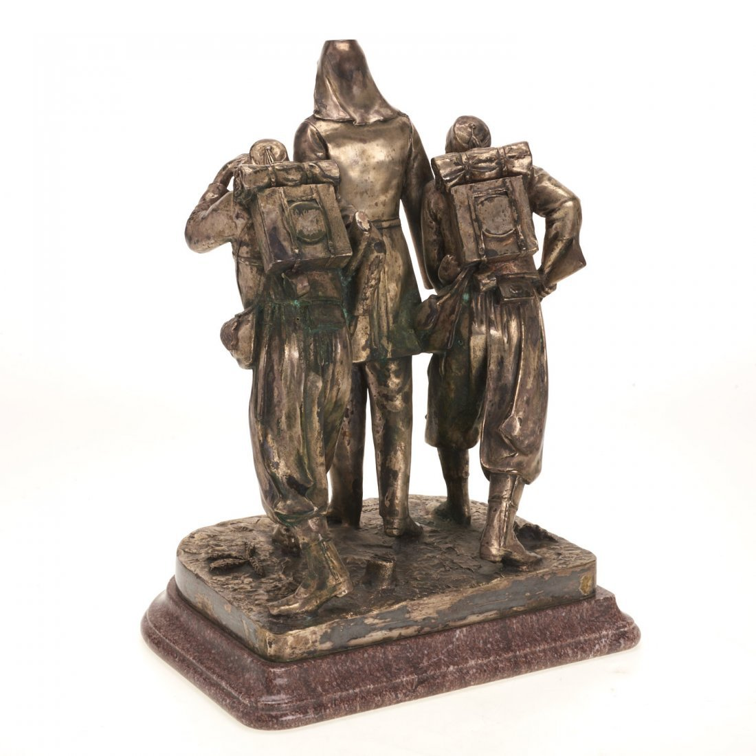 John Rogers, bronze sculpture - 6