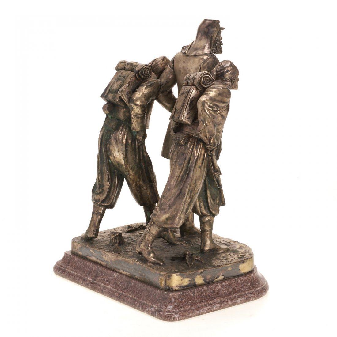 John Rogers, bronze sculpture - 7