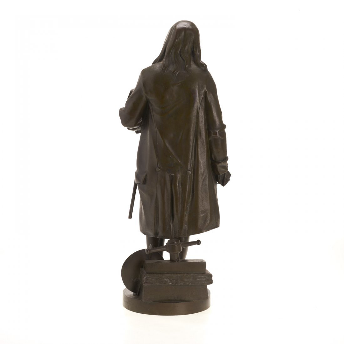 After Jean Jules Salmson, bronze statuette - 5