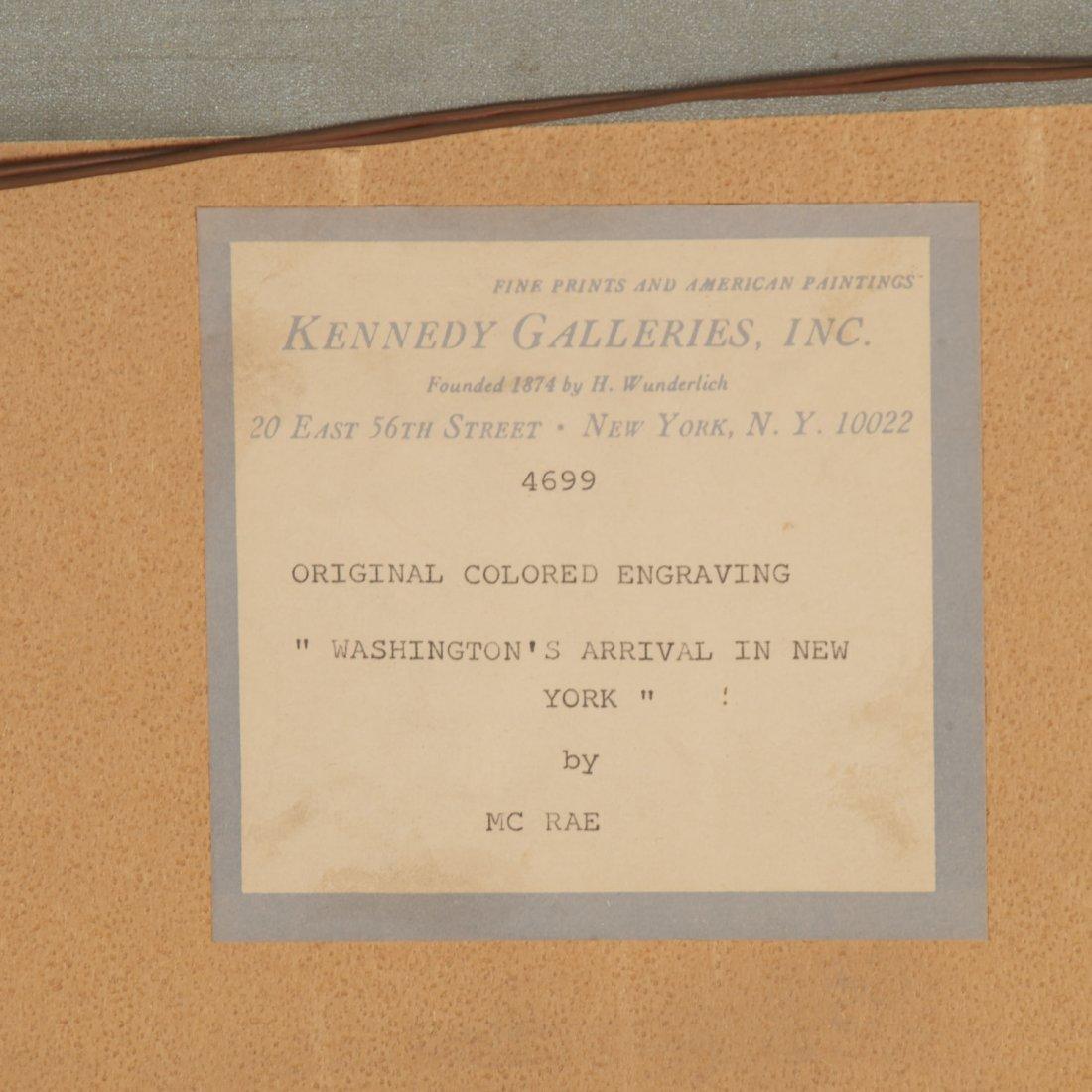 John C. McRae, original engraving - 7