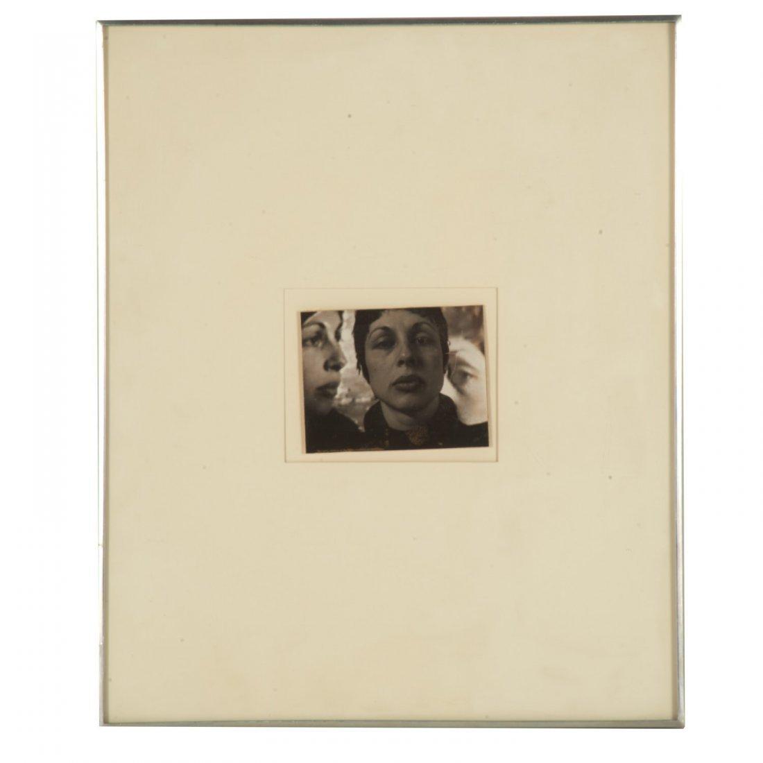 Lynda Benglis, polaroid print
