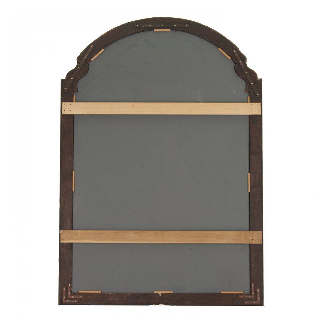 Impressive Louis XV giltwood wall mirror - 7