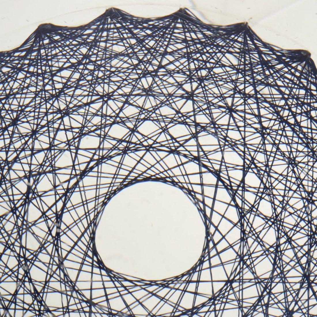 Sue Fuller, acrylic sculpture - 7