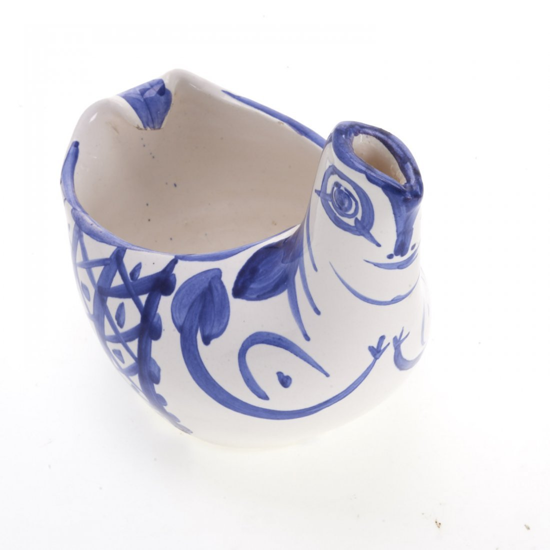 """Edition Picasso Madoura """"Sujet Poulet"""" pitcher - 4"""