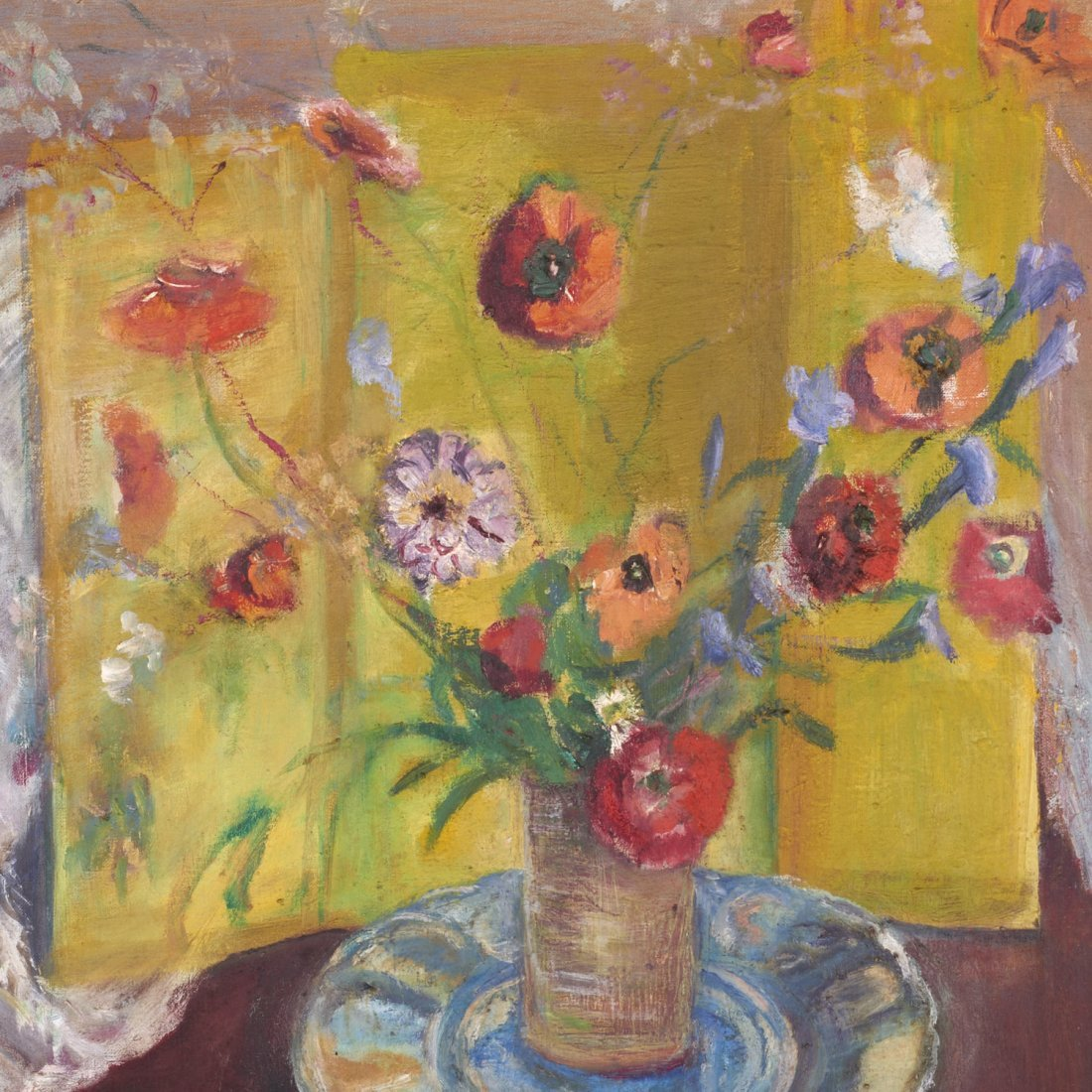 Mary Rogers, painting - 2