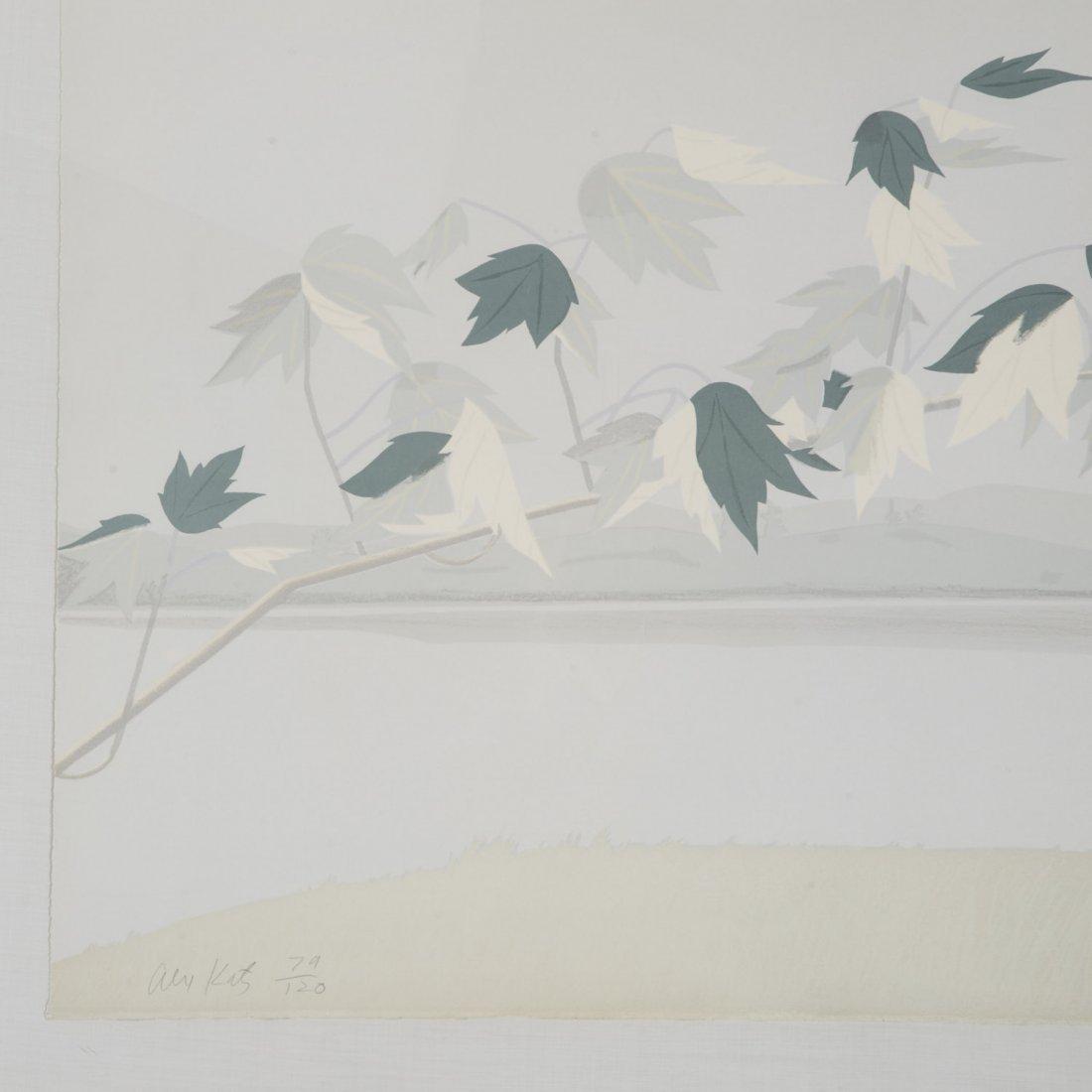 Alex Katz, limited ed. lithograph - 2