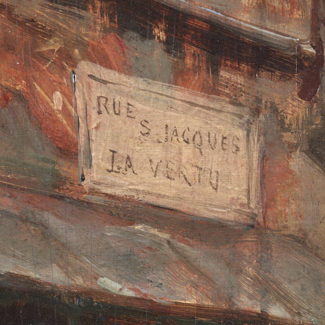 Victor Henri Lesur, painting - 4
