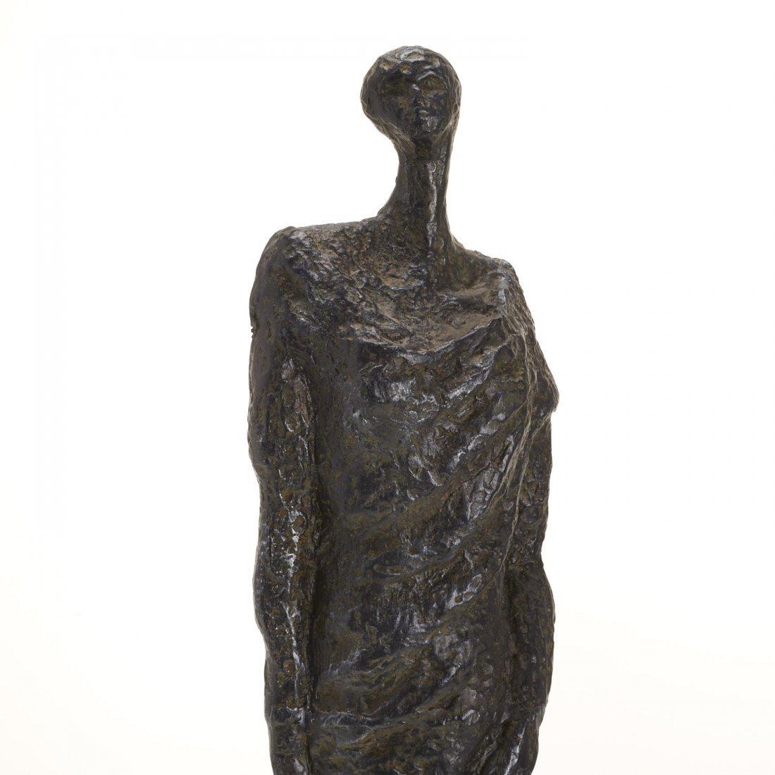 Manner Alberto Giacometti, bronze sculpture - 2