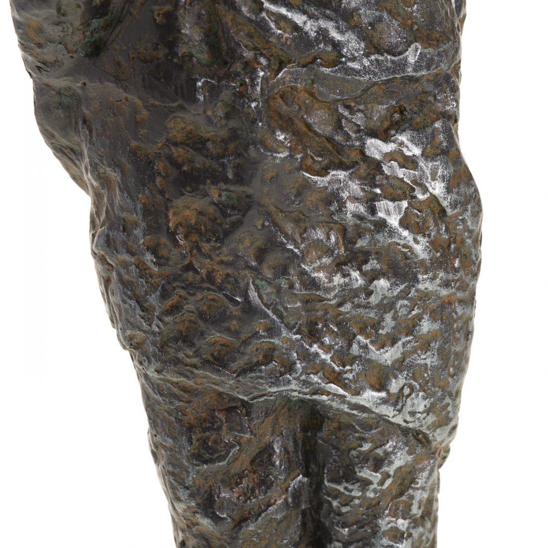 Manner Alberto Giacometti, bronze sculpture - 7