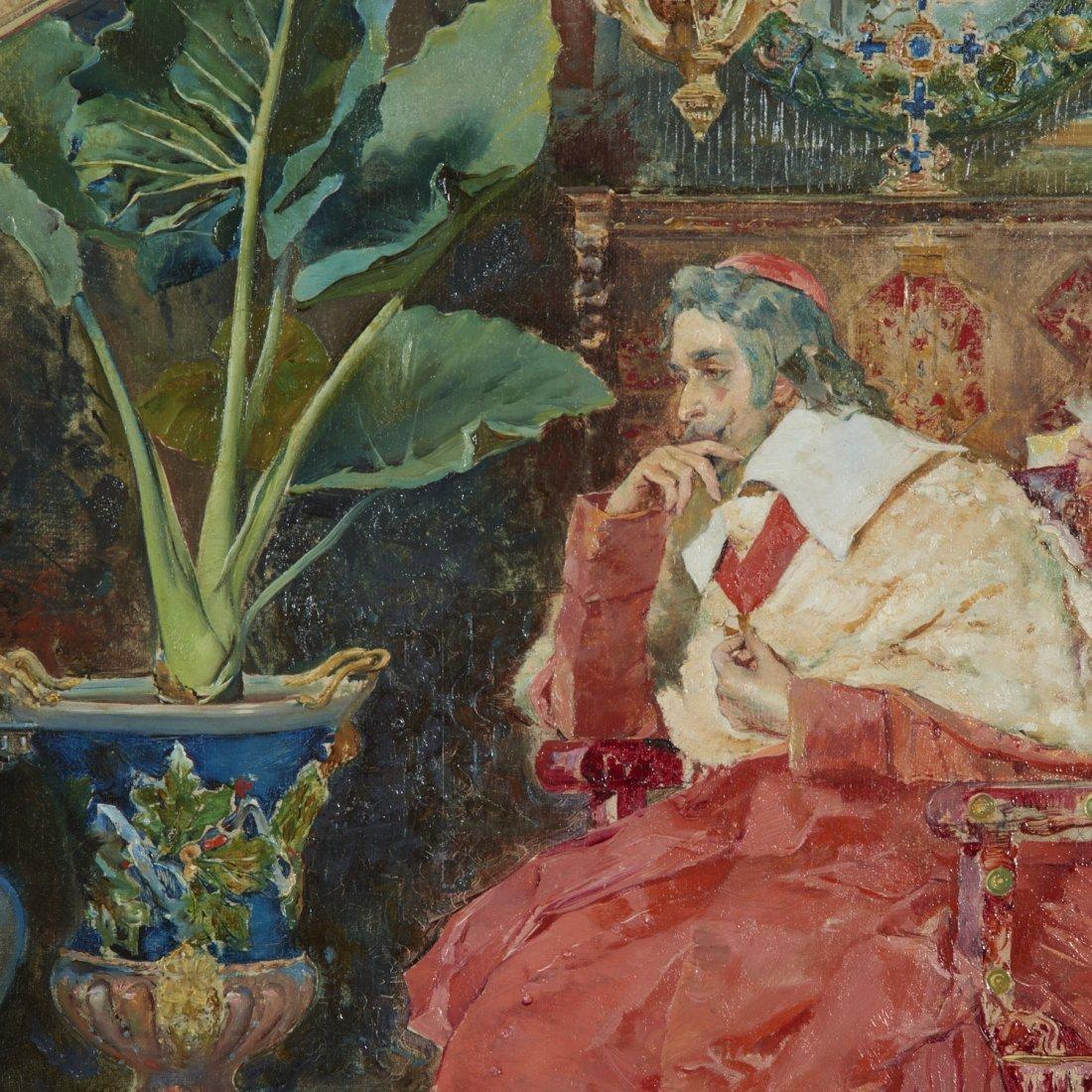 Luis Alvarez Catala, painting - 3