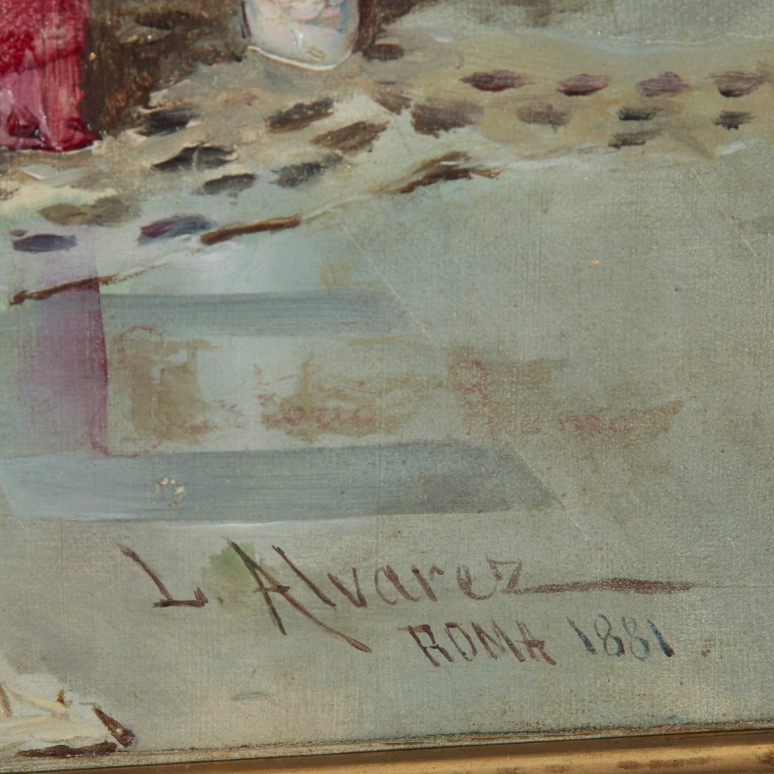 Luis Alvarez Catala, painting - 5