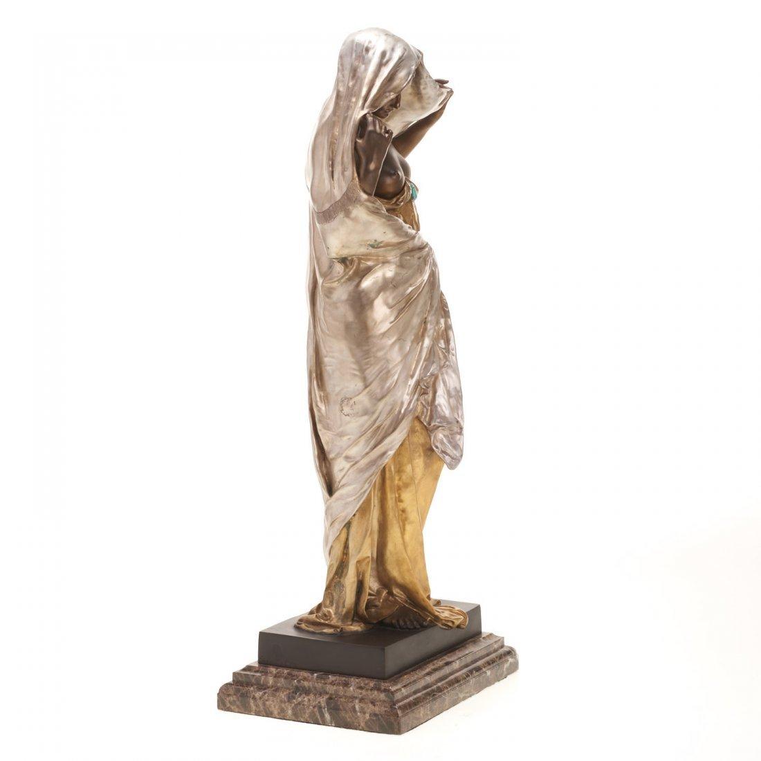 Louis-Ernest Barrias, bronze sculpture - 3