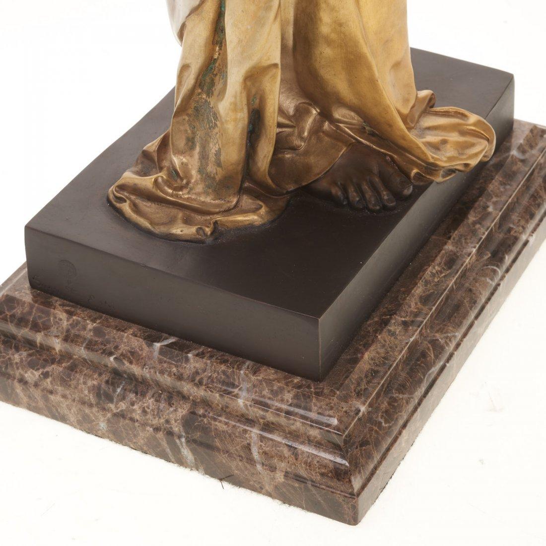 Louis-Ernest Barrias, bronze sculpture - 5