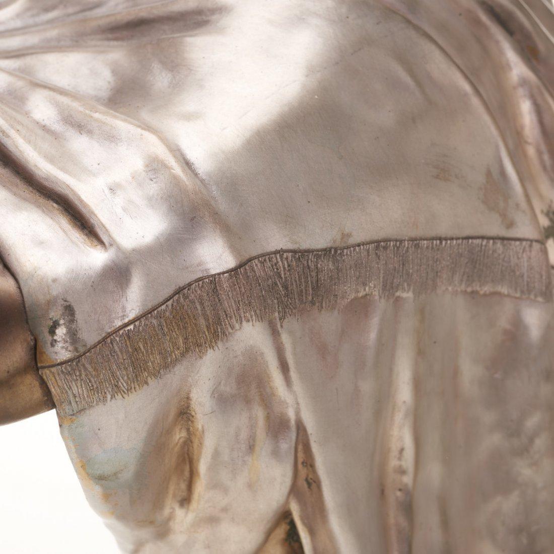 Louis-Ernest Barrias, bronze sculpture - 6