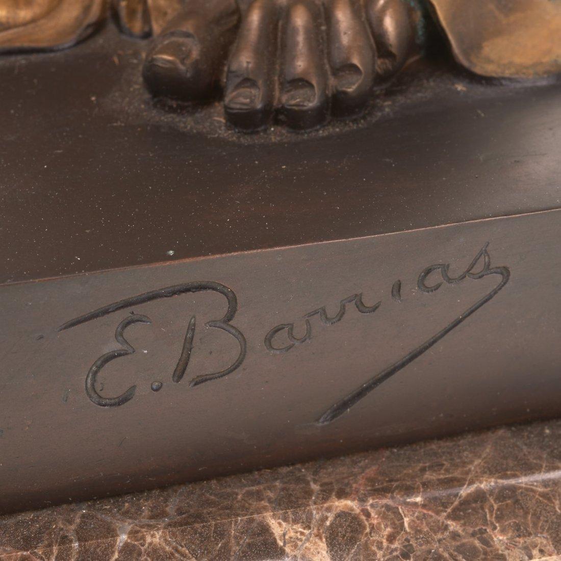 Louis-Ernest Barrias, bronze sculpture - 7