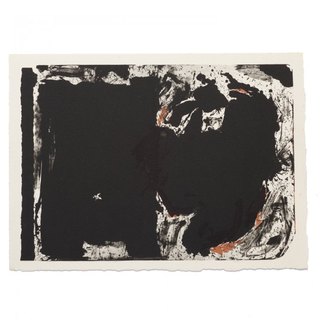 After Robert Motherwell, lithograph