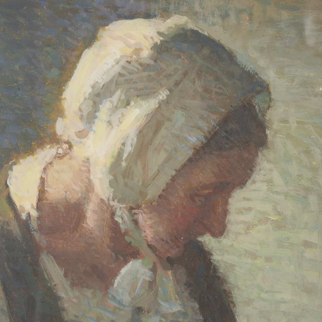 Henry Salem Hubbell, painting - 5