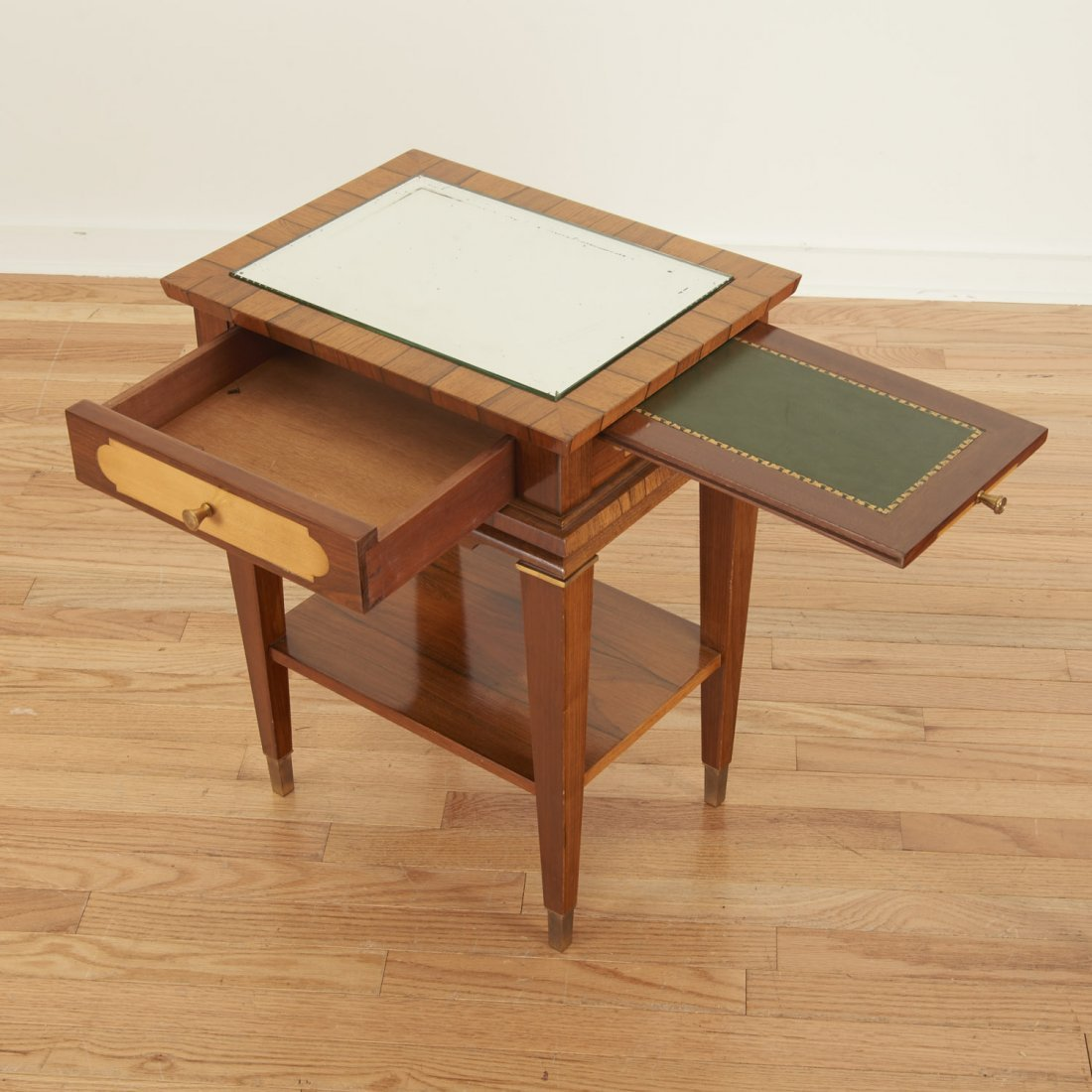 Manner Maxime Old near pair side tables - 4