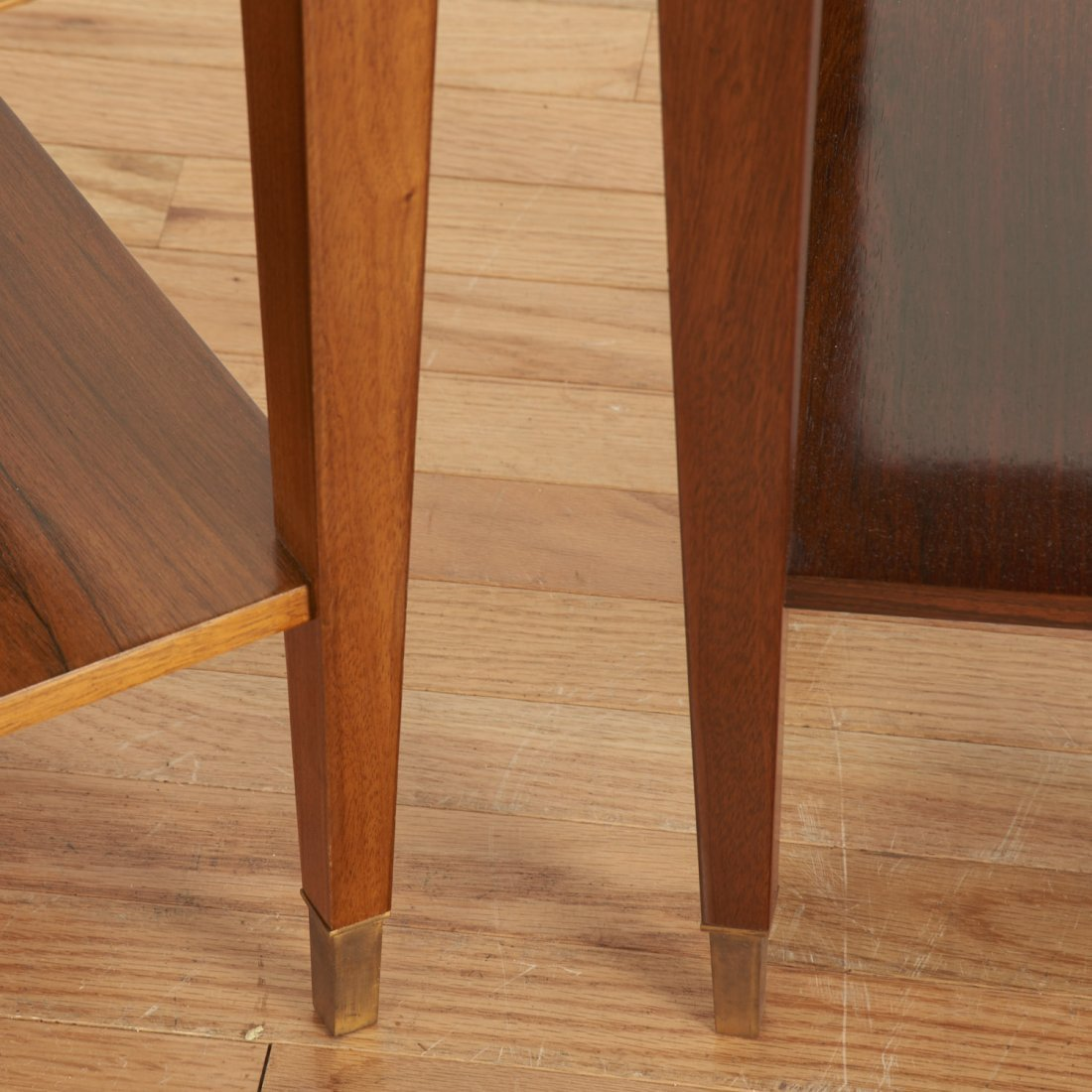 Manner Maxime Old near pair side tables - 7