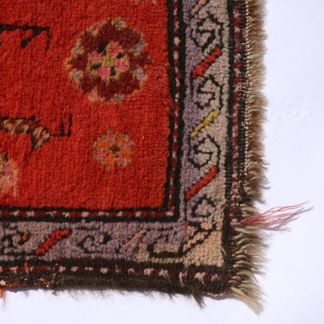 Caucasian European market rug - 3