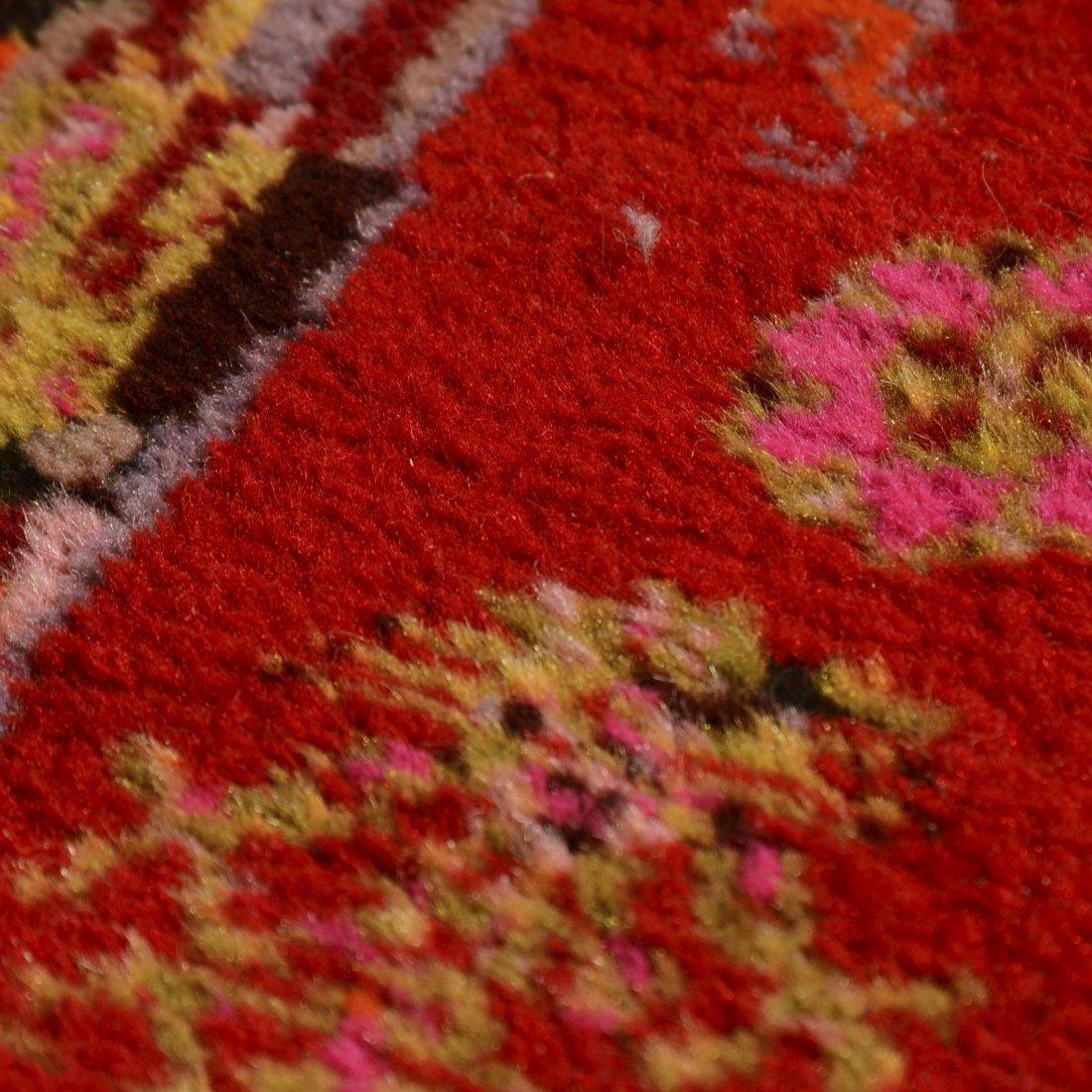 Caucasian European market rug - 6