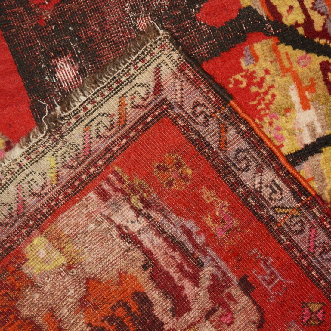 Caucasian European market rug - 7