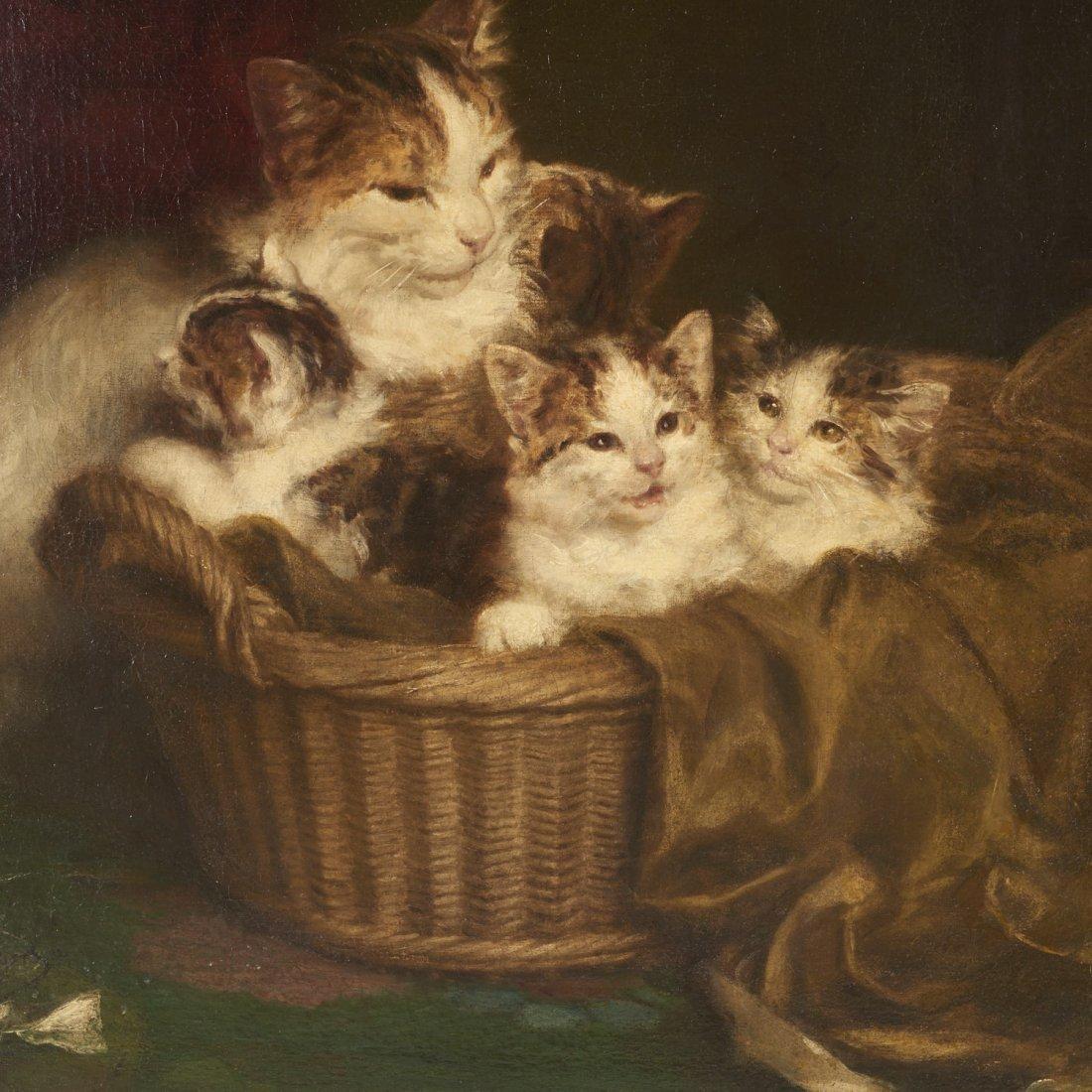 Louis Eugene Lambert, painting - 2