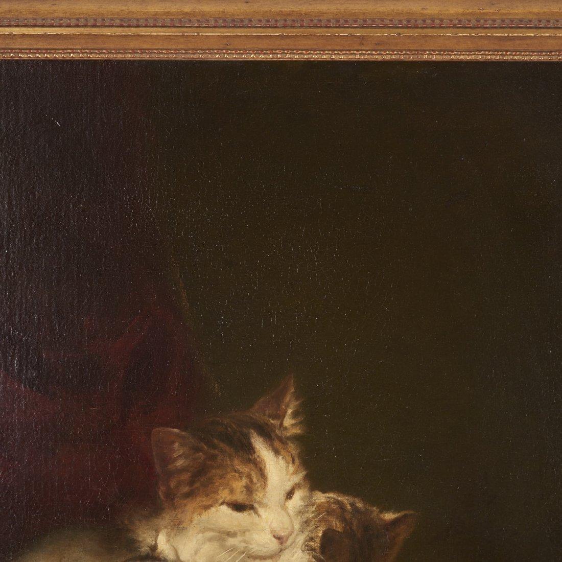 Louis Eugene Lambert, painting - 3