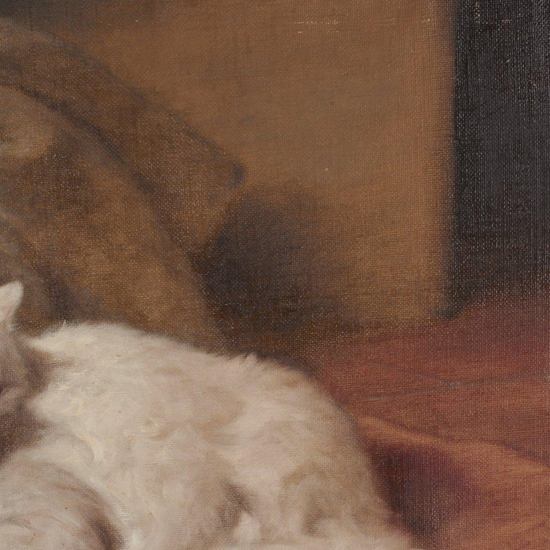 Arthur Heyer, painting - 3