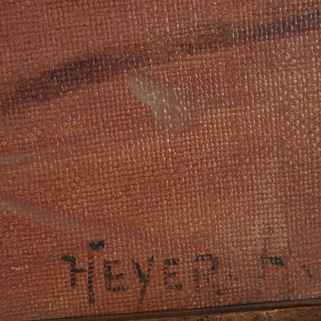 Arthur Heyer, painting - 5