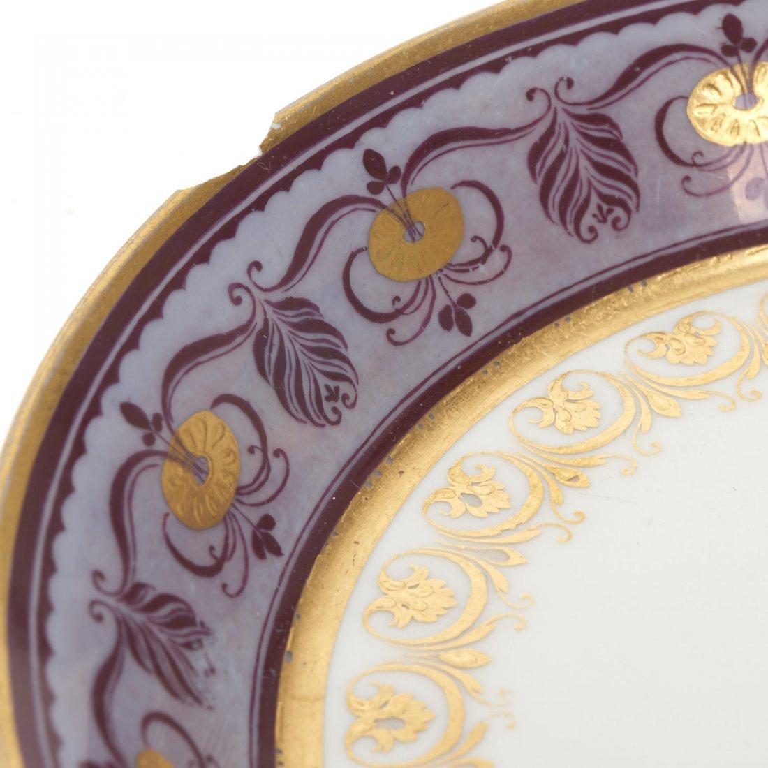 (3) Royal Vienna porcelain teacups/saucers - 7