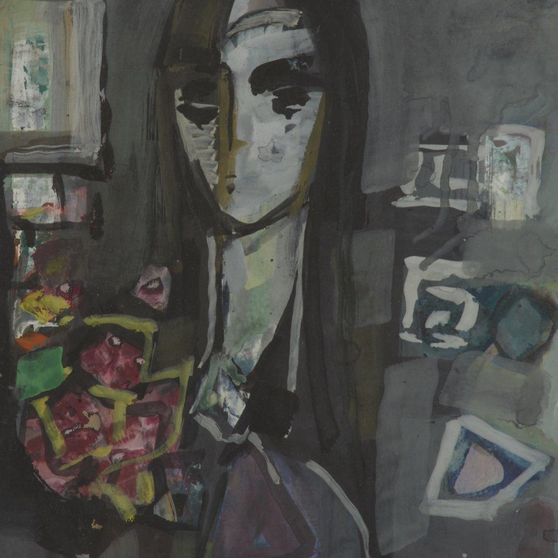 Zvi Mairovich, painting - 3