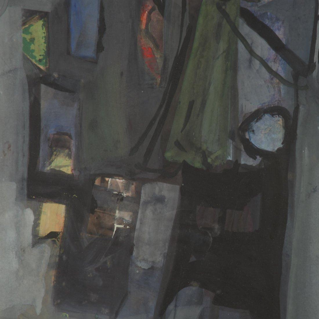 Zvi Mairovich, painting - 4