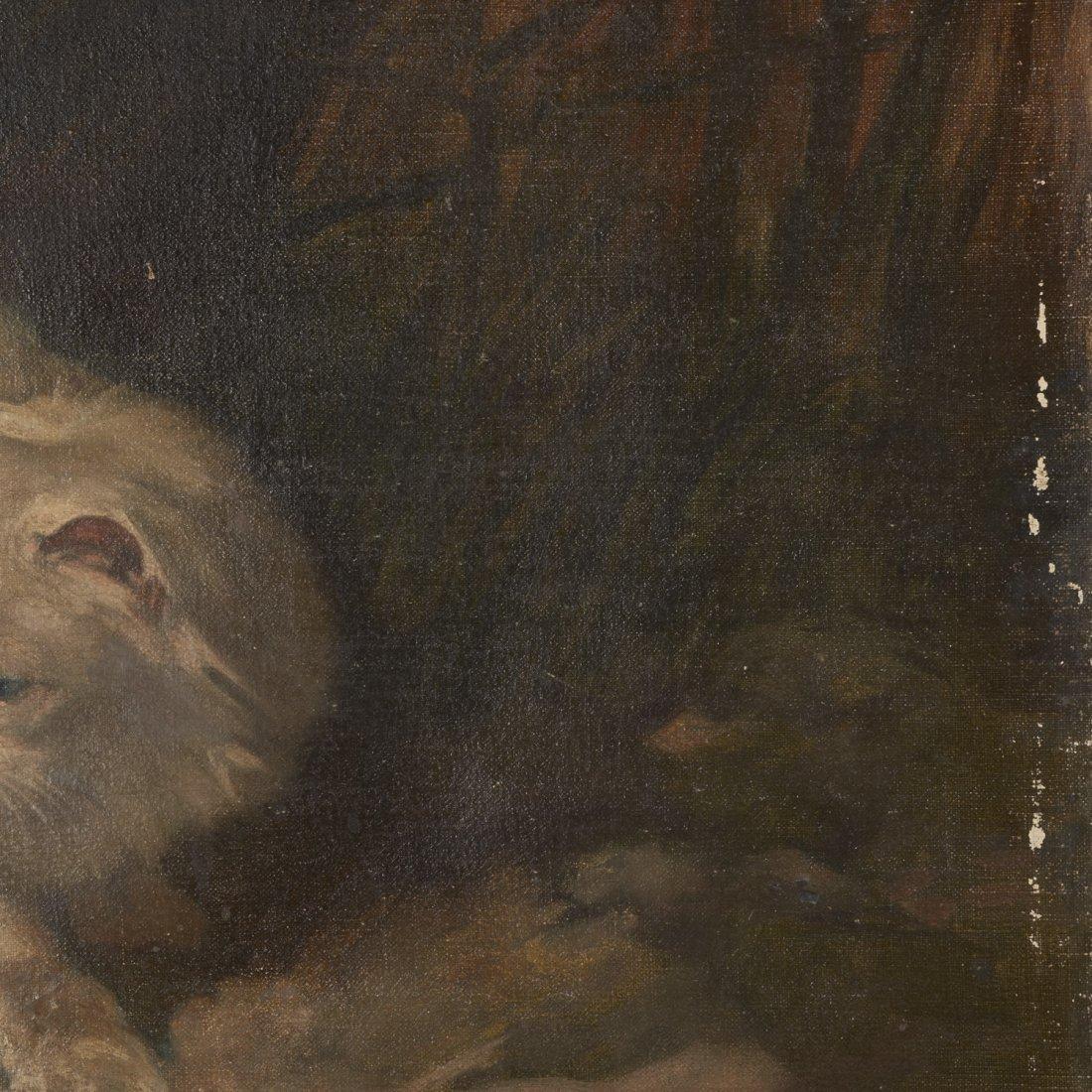 Arthur Heyer, painting - 2