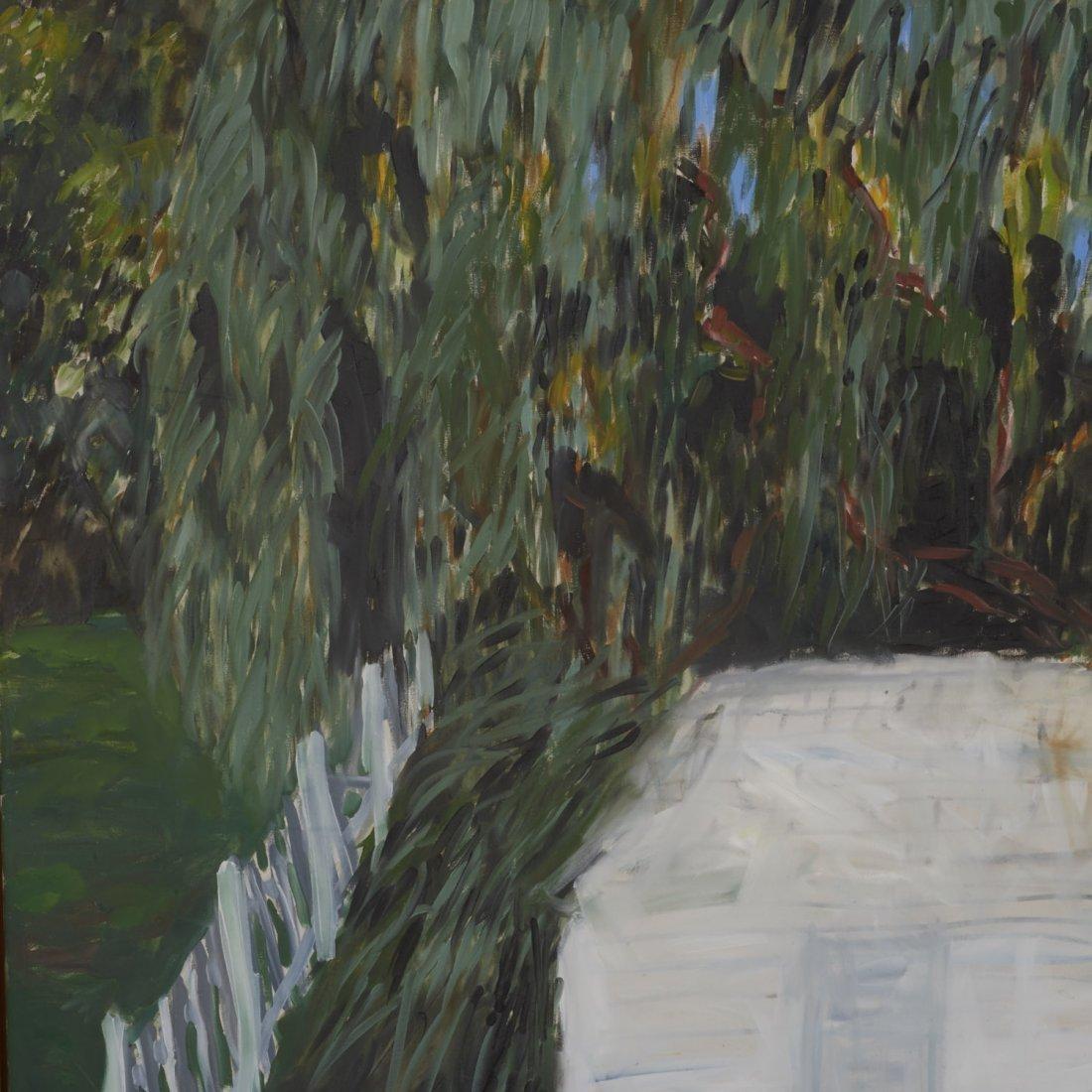 Jennifer Bartlett, painting - 2