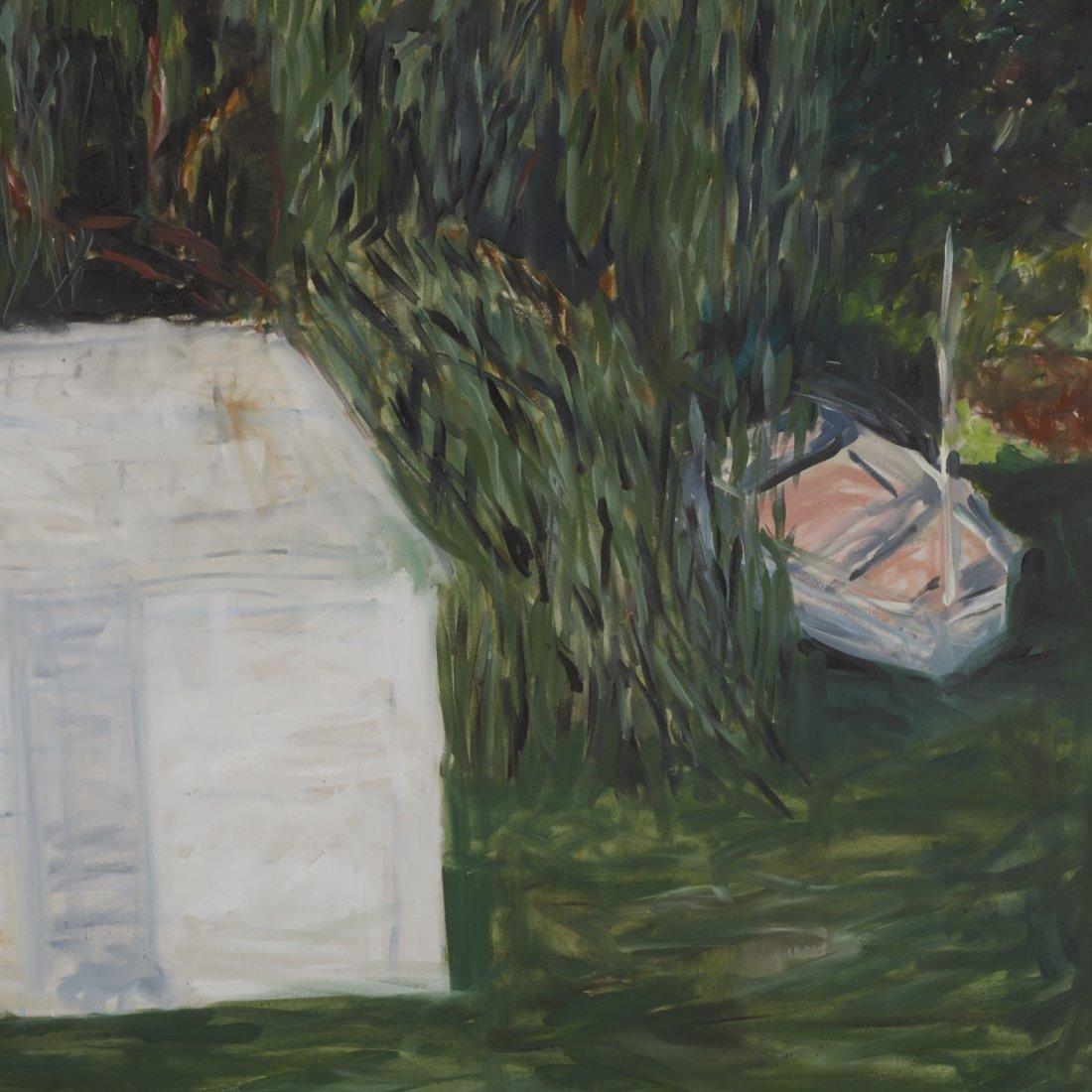 Jennifer Bartlett, painting - 3