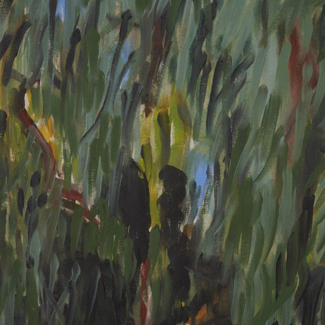 Jennifer Bartlett, painting - 4