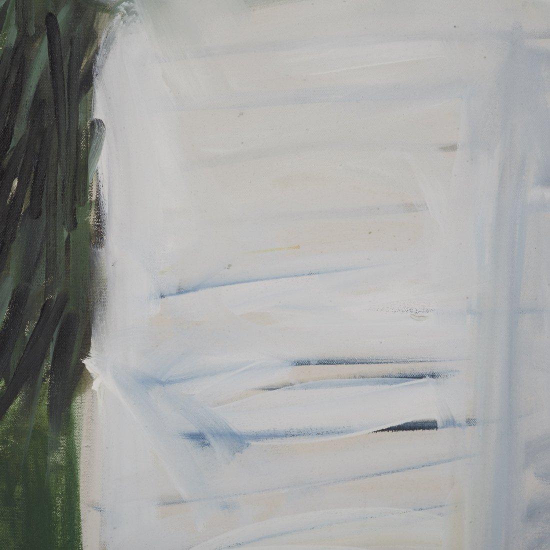 Jennifer Bartlett, painting - 5