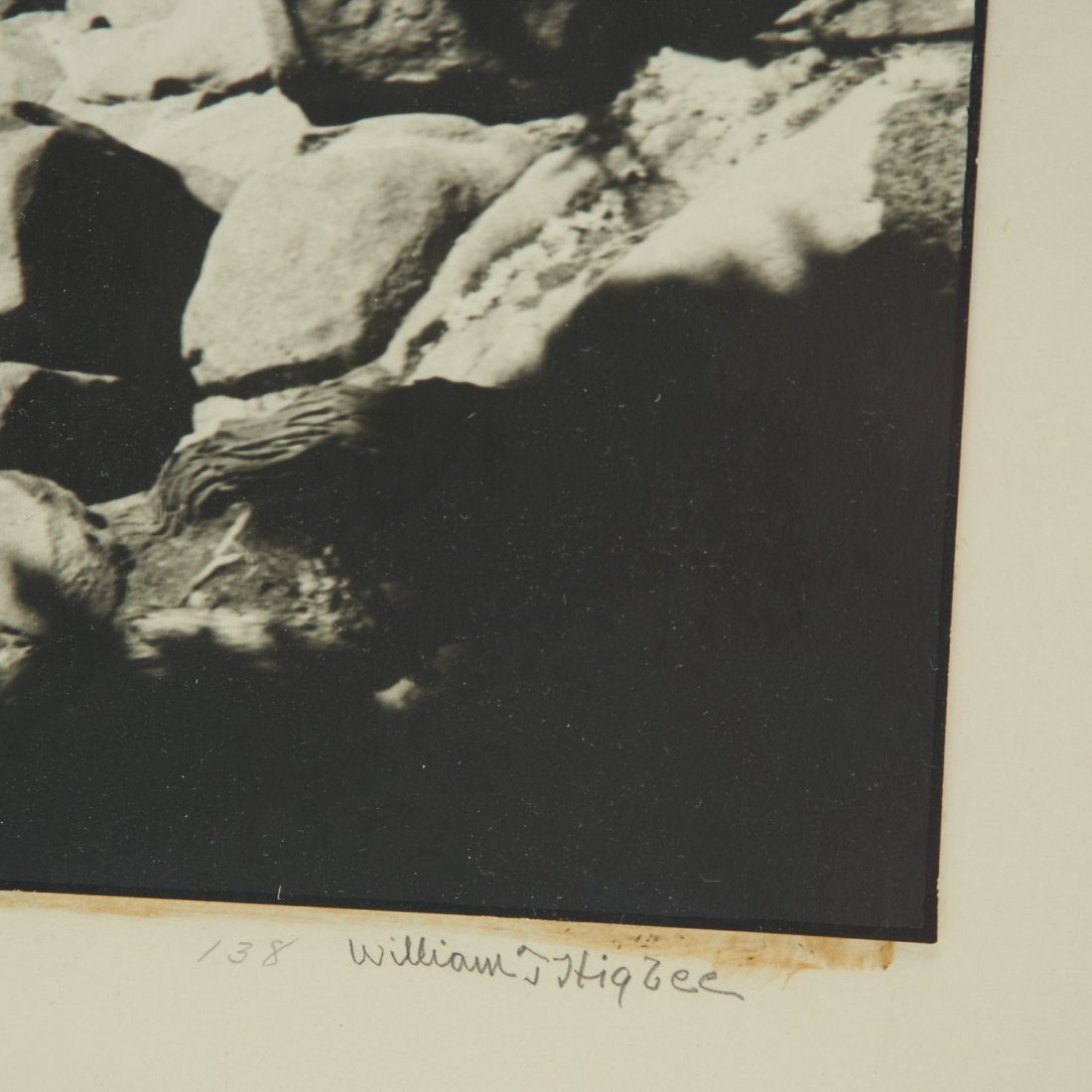 William T. Higbee, (3) photograph prints - 8