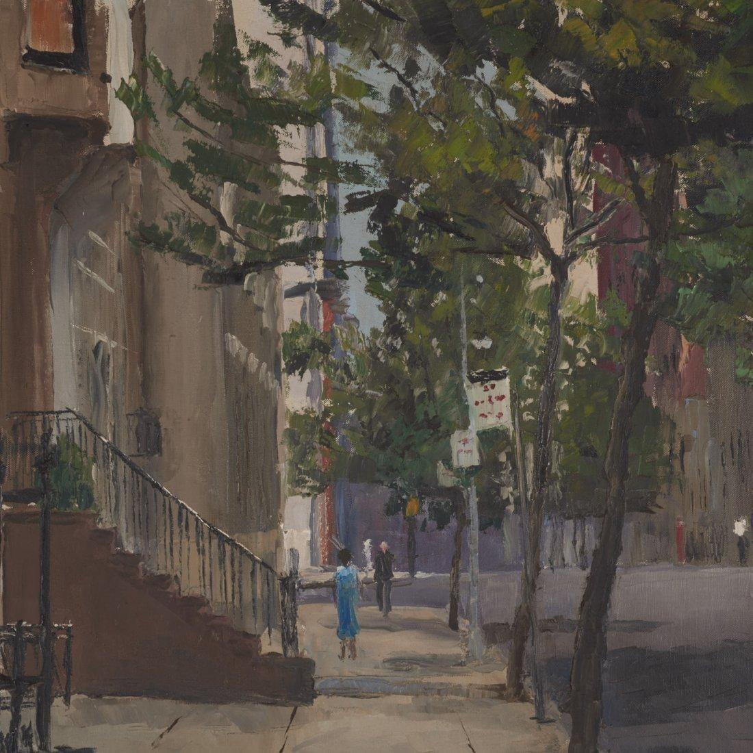 Peter Hayward, (2) paintings - 2