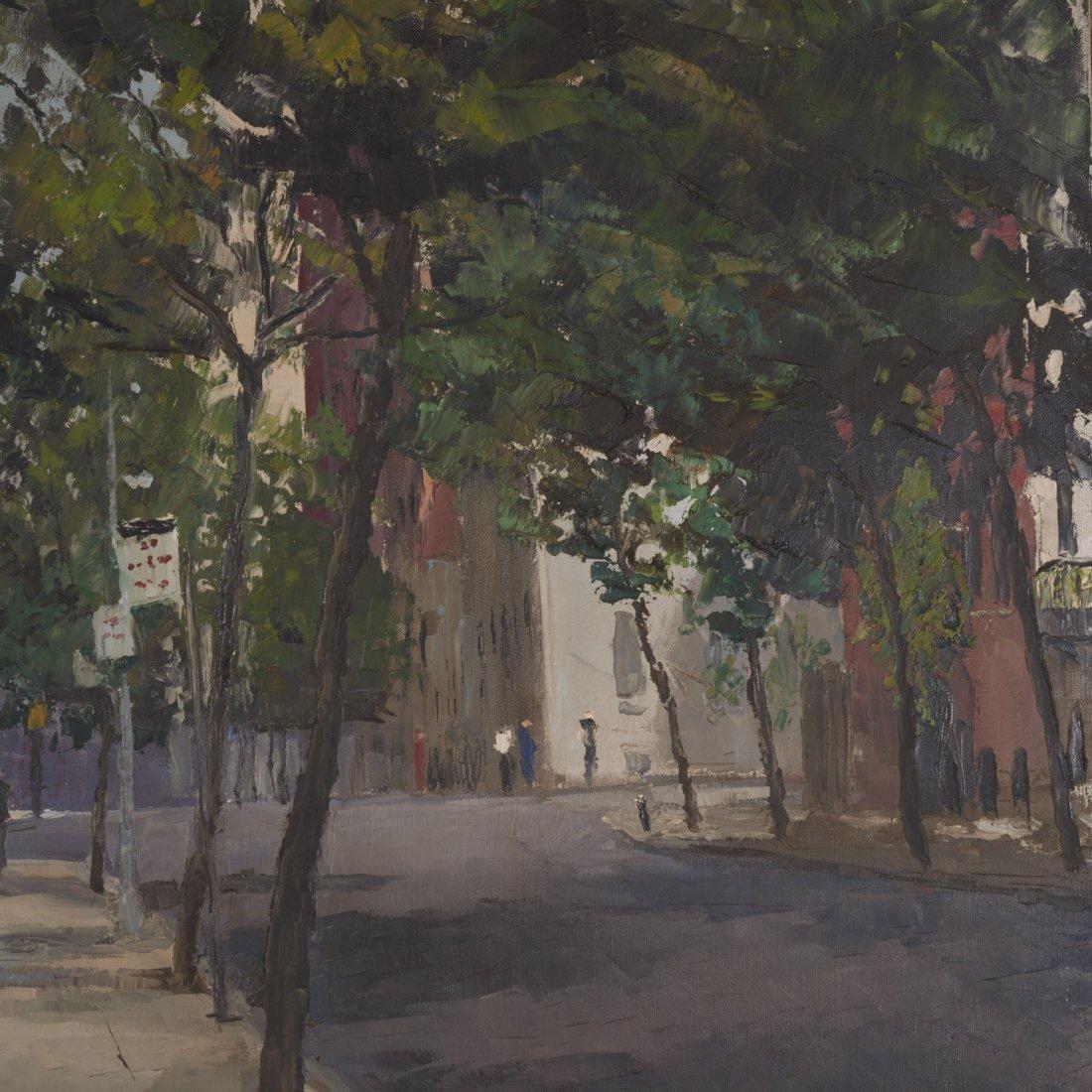 Peter Hayward, (2) paintings - 3
