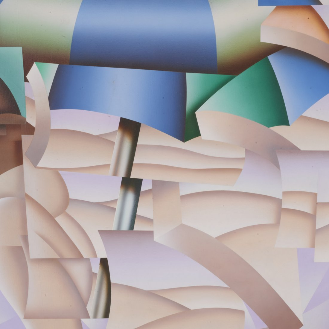 Jack Brusca, painting - 3