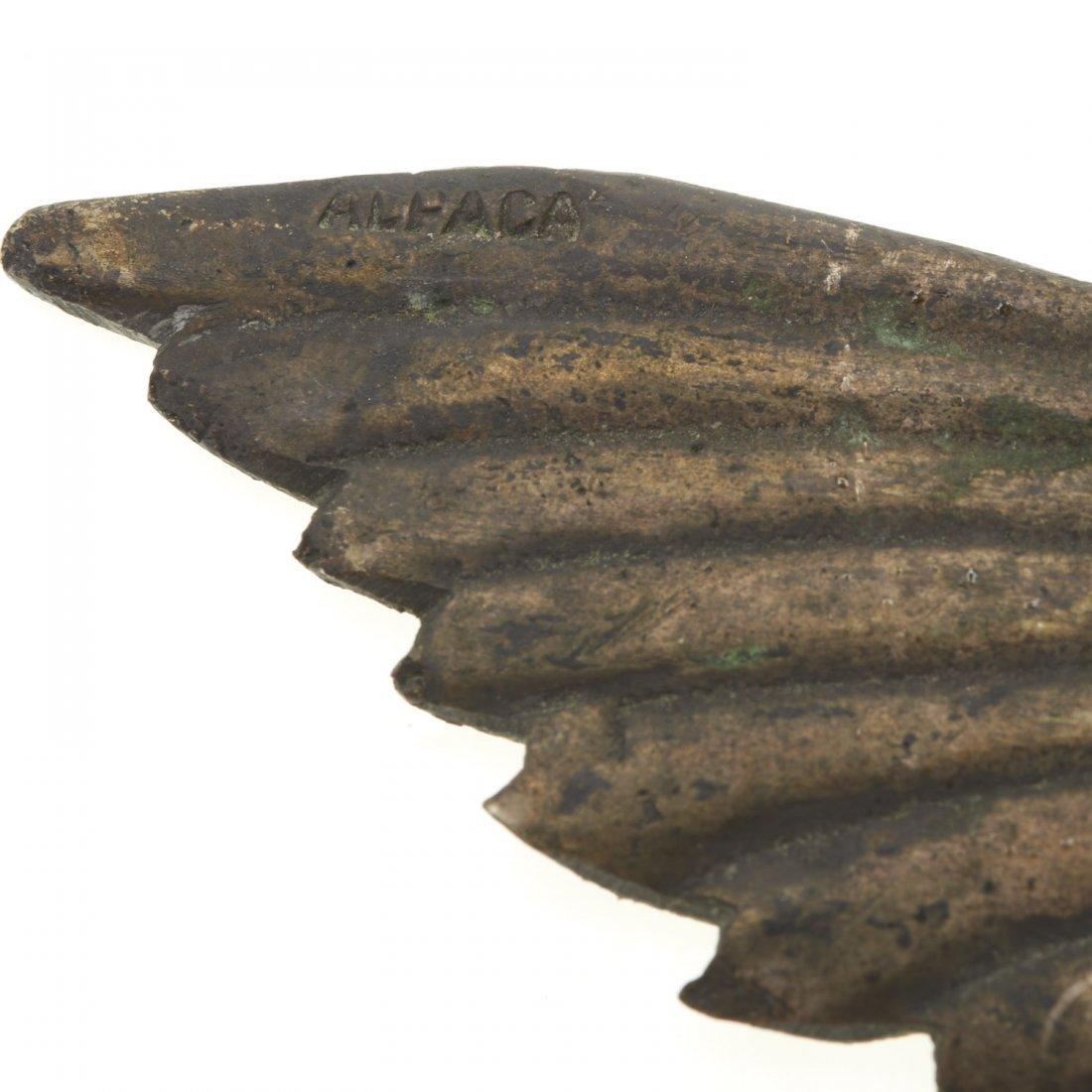 (2) Articulated alpaca alloy koi fish - 8