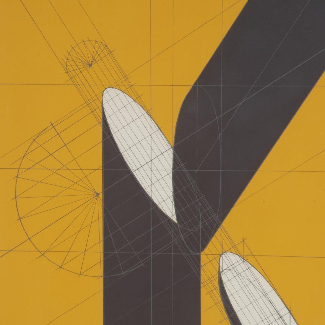 Arnaldo Pomodoro, lithograph - 2