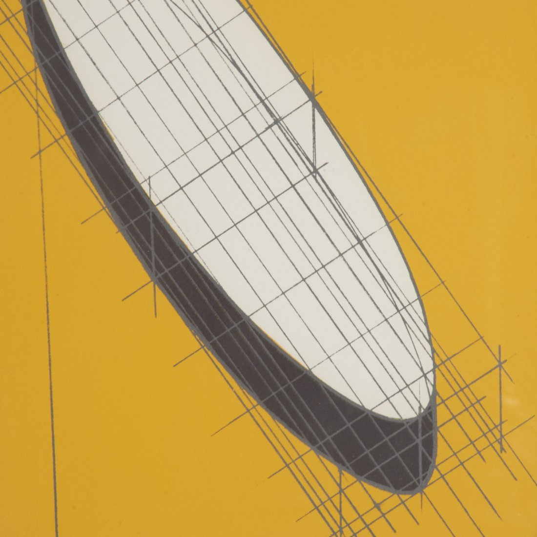 Arnaldo Pomodoro, lithograph - 4